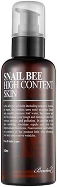 Benton Snail Bee 高含量皮肤抗皱保湿面部爽肤水 - 150毫升
