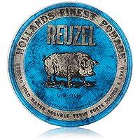 REUZEL强力发油 蓝色 4盎司