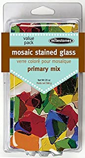 Midwest Products Value Pack Primary Stained Glass