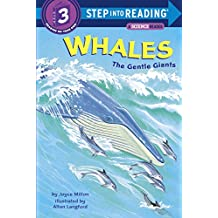 Whales: The Gentle Giants (Step into Reading) (English Edition)