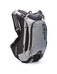 USWE Sports 中性款 Patriot 15 保護背包,灰色,升