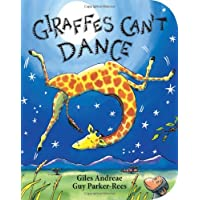 (进口原版) Giraffes Can't Dance