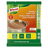 Knorr Gravy Mix Brown 6.83 oz, Pack of 6