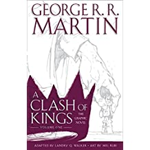 A Clash of Kings: Graphic Novel, Volume One (English Edition)