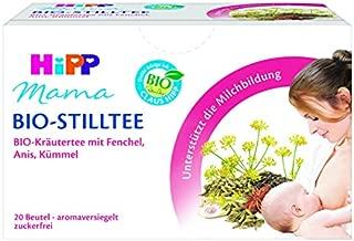 HiPP 妈妈 *哺乳茶,6件装(6 x 30克)