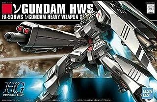HGUC系列模型 机动战士高达 逆袭的夏亚ν高达 (重型武器系统装备型) 1/144比例 已分色塑料模型