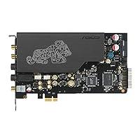 ASUSTek 声卡 PCI-E 7.1ch输出用卡 Essence STX II 7.1