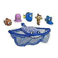 "Swimways Disney Finding Dory Shell 竞赛潜水游戏玩具 Finding Dory Mr. Ray 8"" 多色"