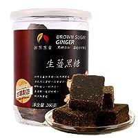 御茶茶业生姜黑糖260g 甜而不腻