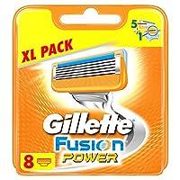Gillette 吉列 Fusion Power 男士剃须刀刀片 8 片