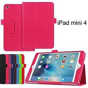 Xindayi Ipad Mini 4 保护套 - 超薄轻质支架智能保护套,带自动*/唤醒功能,适用于 Apple iPad Mini 4(2015 年版本)5741950