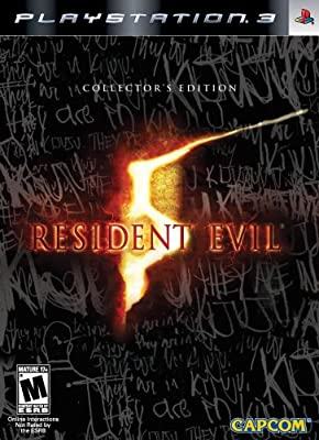 Resident Evil 5 Collectors Edition Playstation 3