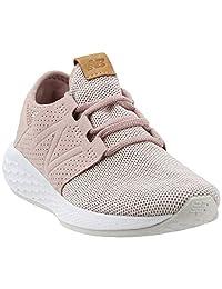 New Balance 女式清新泡沫 CRUZ 跑步鞋