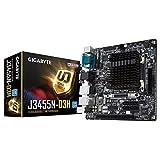 Gigabyte 技嘉 GA-J3455N-D3H 主板,黑色
