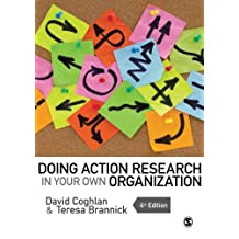 Doing Action Research in Your Own Organization (English Edition)
