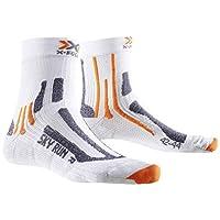X-BIONIC 中性 马拉松运动银丝袜缓压透气袜 X20433