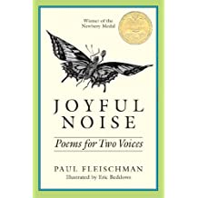 Joyful Noise: Poems for Two Voices (English Edition)