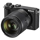 Nikon 尼康 1 J5+VR 10-100mm f/4-5.6 可换镜数码套机(黑色)
