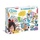 Clementoni Educacion 儿童Cleo and cuquin,多色 (55246)
