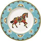 Villeroy & Boch Samarkand 海蓝宝石 22 厘米沙拉盘 22 cm 1047302650