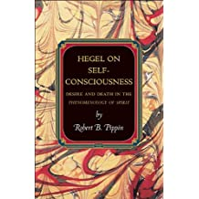 Hegel on Self-Consciousness: Desire and Death in the Phenomenology of Spirit (Princeton Monographs in Philosophy Book 35) (English Edition)