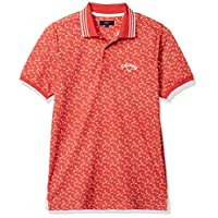 Callaway 男式短袖 Polo衫 速干 (腰盒图案) / 241-0134522 / 高尔夫 服装