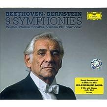 进口CD:贝多芬:九首交响曲全集( 限量发行) /伯恩斯坦 Beethoven‧Bernstein : The Symphonies (Limited Edition)(5CD+1蓝光CD)4797708