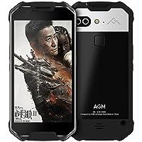 AGM手机 X2 玻璃版三防智能手机超长待机防水手机4G全网通军工 (6+64G)