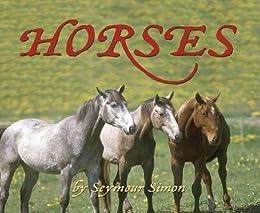 """Horses (English Edition)"",作者:[Simon, Seymour]"