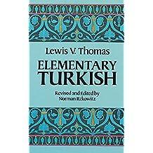 Elementary Turkish (Dover Language Guides) (English Edition)
