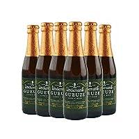 林德曼 进口啤酒 比利时水果啤酒 Lindemans林德曼混酿啤酒250mlx6瓶组合