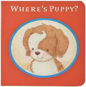 海湾兔宝宝,哪只小狗? 书籍,红色