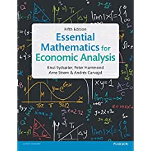 Essential Mathematics for Economic Analysis (Law Express) (English Edition)