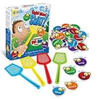 Sight Word Swat a Sight Word Game, Visual, Tactile and Auditory Learning, 114 Pieces, Ages 5+
