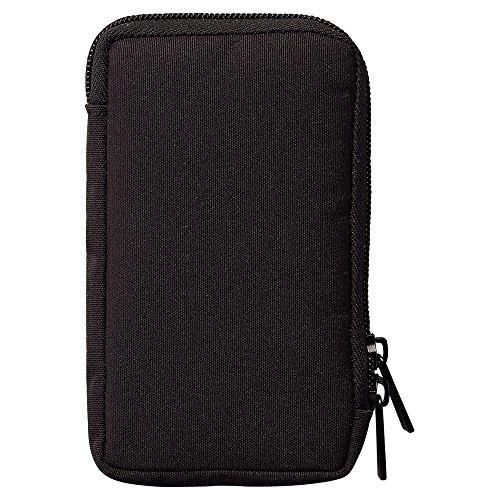 LIHIT LAB。シリーズA-7584携帯デジタルパッケージビジネス携帯電話の小さなポケット(ショルダーストラップなし)24#黒