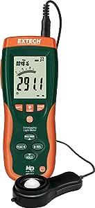 Extech Datalogging Heavy Duty Light Meter Manufacturer Warranty