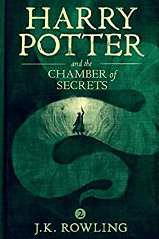 """Harry Potter and the Chamber of Secrets (English Edition)"",作者:[J.K. Rowling, Olly Moss]"