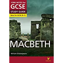 Macbeth: York Notes for GCSE (9-1) (English Edition)