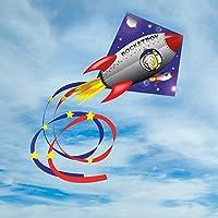 Guenther 1133 65 x 63 cm 火箭男孩单线风筝带帆