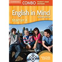 English in Mind Starter A Combo A with DVD-ROM
