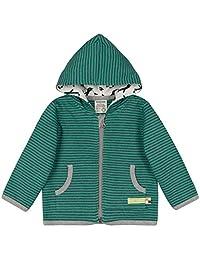 loud + Proud 中性款婴儿夹克环形*棉花,GOTS 认证的运动夹克