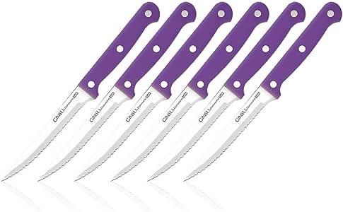 "Ginsu Kiso 洗碗机 紫色 3""W x 11.25"" x 1.5 KIS-PU-DS-006-1"
