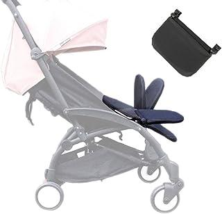 婴儿车腿托,脚支撑板 黑色 标准