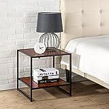 Zinus Modern Studio 系列方形侧桌/夜间支架/咖啡桌