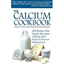 The Calcium Cookbook (English Edition)