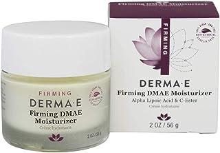 derma e Firming Moisturizer, DMAE- Alpha Lipoic - C-Ester, 2 oz (56 g) (Pack of 2)