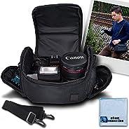 中号软垫相机设备包/保护套适用于尼康 1 S2、1 J4、D300S、D3000、D3100、D3200、D5000、D5100、D5200、D5300、D610、D600、D70、D7000、D7100、D800、D9
