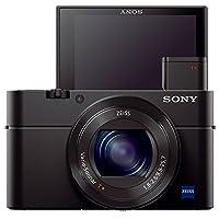 Sony 索尼 数码相机 DSC-RX100 M4 黑卡数码相机 2010万有效像素 等效24-70mm F1.8-2.8蔡司镜头(WIFI/NFC) 4k视频 随机器赠送 TS32GSDU1 创见 32G SD卡 135835 顺丰发货