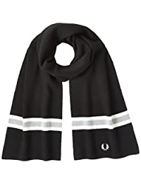 FRED PERRY 围巾 MERINO WOOL SCARF