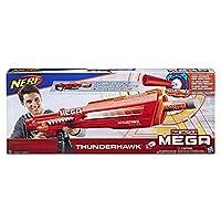 Nerf E0440EU4 N-Strike Mega AccAustrike 系列Thunderhawk,多色